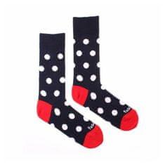 Fusakle Veselé ponožky puntíkáč fešák (--0690)