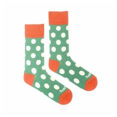 Fusakle Veselé ponožky guličkár svieži (--1086)