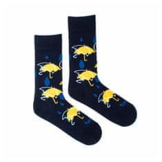 Fusakle Veselé ponožky jesenný deň (--1039)