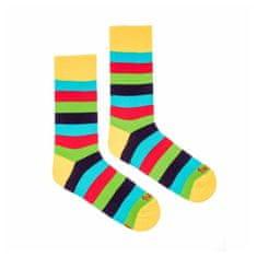 Fusakle Veselé ponožky multikulturalista (--0006)