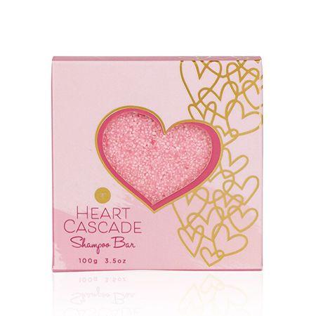 Accentra Heart Cascade (Shampoo Bar) 60 g szilárd sampon