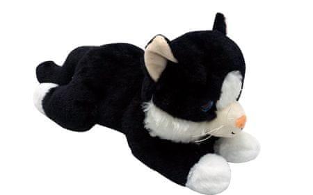 Unikatoy plišana maca, koja leži, 35 cm (25456)
