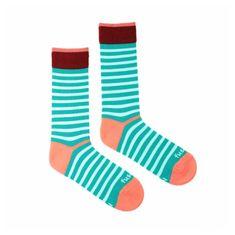 Fusakle Veselé ponožky proužek odvážný (--0812)