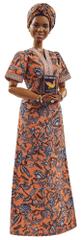 Mattel lalka Barbie Inspirujące Kobiety: Maya Angelou