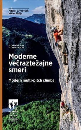 Andrej Grmovšek, Viktor Relja: Moderne večraztežajne smeri, mehka vezava
