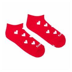 Fusakle Veselé ponožky láska (--1027)
