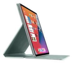 "CellularLine Puzdro so stojančekom Folio pre Apple iPad Air 10,9"" (2020) FOLIOIPADAIR109G, zelené"
