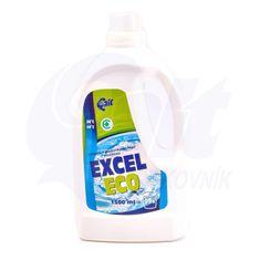 Qalt Rakovník Excel Eco prací gel 1,5L