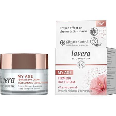Lavera Bőrfeszesítő nappali krém My Age(FirmingDay Cream) 50 ml