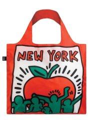 LOQI Nákupná taška LOQI Museum, Haring - New York