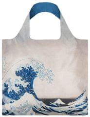 LOQI Nákupná taška LOQI Museum, Hokusai - The Great Wave