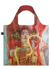 LOQI Nákupná taška LOQI Museum, Klimt - Hygieia
