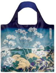 LOQI Nákupná taška LOQI Museum, Hokusai - Fuji from Gotenyama