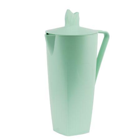 Skaza Viva 2 vrč s pokrovom, 1,5 l, pastelno zelen