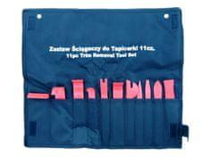 Carmotion Plastové páčidla na interiér, 11 dílů, GECO