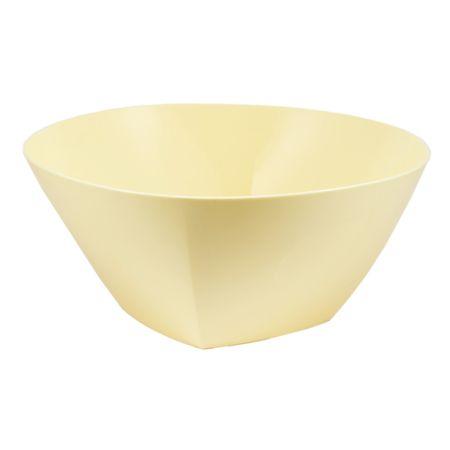 Skaza Viva 2 Skleda, 27 cm, pastelno rumena
