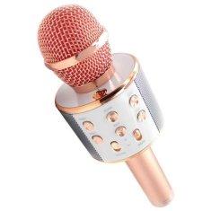 Alum online  Vezeték nélküli karaoke mikrofon WS 858
