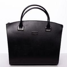 Maggio Luxusní dámská kabelka Sierra, matná černá
