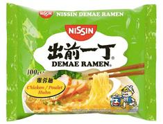 Nissin Demae Ramen inst. nudle 100g kuřecí