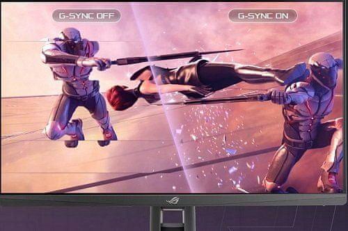 herní monitor Asus TUF Gaming VG279QM (90LM05H0-B01370) QHD 4x HD jemny  obraz