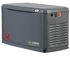 Pramac Elektrocentrála plynová GA20000