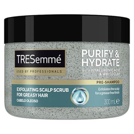 TRESemmé Purify & Hydrate Cleansing Peel (Exfoliating Scalp Scrub) 300 ml