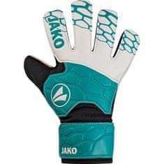 JAKO PRESTIGE Basic Junior RC brankářské rukavice, azurová světlá