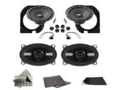 Audio-system SET - kompletní ozvučení do Škoda Octavia I (98-05) - UPGRADE 1