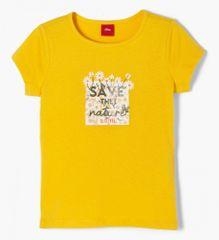 s.Oliver dívčí tričko 403.10.102.12.130.2058084