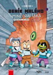 Cube Kid: Deník malého Minecrafťáka: komiks 3 - Výprava pouští