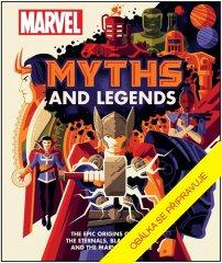 autorů kolektiv: Marvel: Mýty a legendy