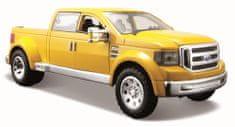 Maisto Ford Mighty F-350, žuti 1:31
