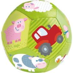 HABA textilní míček FARMA