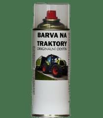 BARVY NA TRAKTORY CLAAS 2-K PUR originální barva ve spreji 400ml