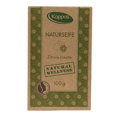 Kappus Certifikované prírodné mydlo 100 g citrón & limetka 3-1421