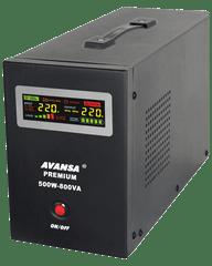 Avansa Záložný zdroj Avansa UPS 500 W