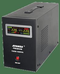 Avansa Záložný zdroj Avansa UPS 700 W
