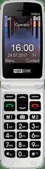 MaxCom Comfort MM824 mobilni telefon, črn