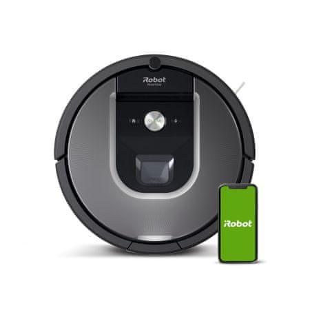 iRobot Roomba 960 robotski sesalnik
