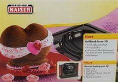 Kaiser 3D pekač v obliki srca