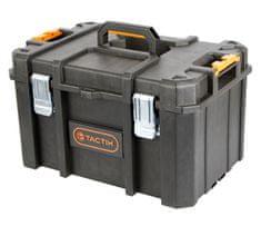 Tactix Vodotesný plastový kufor 528 x 371 x 310 mm - TC320361
