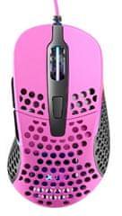 Xtrfy M4 RGB, ružová (XG-M4-RGB-PINK)