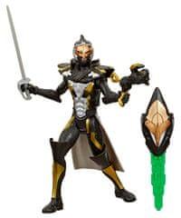 HASBRO Power Rangers Základná figúrka Cybervillain Gold Blaze