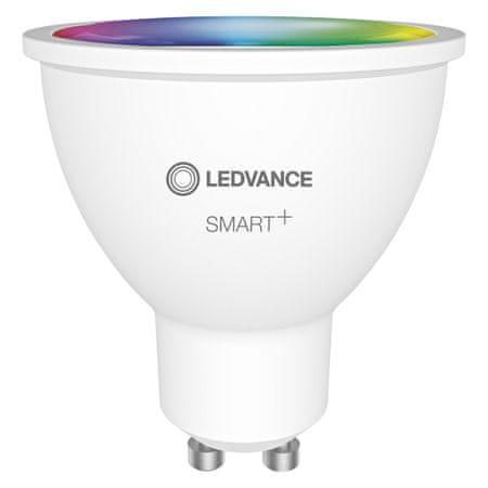 LEDVANCE Smart+ WiFi SPOT 32 GU10 pametna žarnica, Multicolour 32, 45°, 5 W/2.700 K–6.500 K