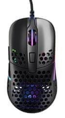 Xtrfy M42 RGB, čierna (M42-RGB-BLACK)