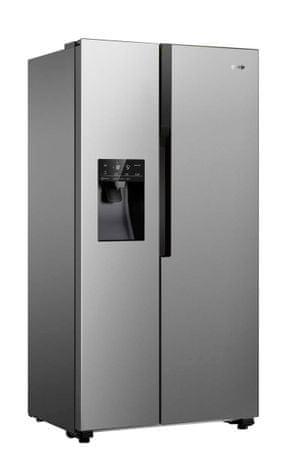 Gorenje NRS9182VX1 ameriški hladilnik