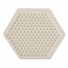 nabbi Podložka na zažehlovací korálky bio - šestiúhelník