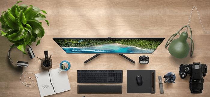 monitor Xiaomi Mi Desktop Monitor 1C (29200) low blue light flicker-free snížení námahy očí