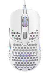 Xtrfy M42 RGB, biela (M42-RGB-WHITE)