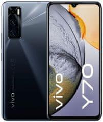 VIVO Y70, 8GB/128GB, Black Gravity - zánovné